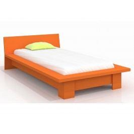 Jednolůžková postel 120 cm - Naturlig Kids - Boergund (borovice) (s roštem)