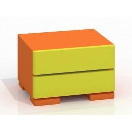 Noční stolek - Naturlig Kids - Lorenskog 1S