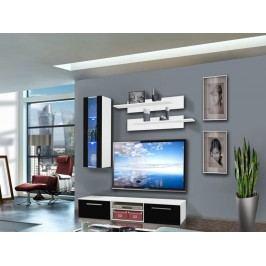 Obývací stěna - ASM - Cover - 25 WS CO B1 (s osvětlením)