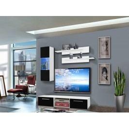 Obývací stěna - ASM - Cover - 25 WS CO C1 (s osvětlením)
