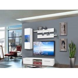 Obývací stěna - ASM - Cover - 25 WW CO C1 (s osvětlením)
