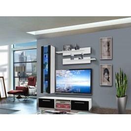 Obývací stěna - ASM - Cover - 25 WS CO E1 (s osvětlením)