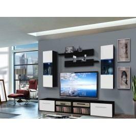 Obývací stěna - ASM - Invento - 25 ZW IN C2 (s osvětlením)