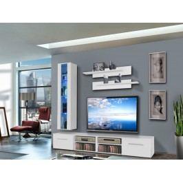 Obývací stěna - ASM - Invento - 25 WW IN E1 (s osvětlením)
