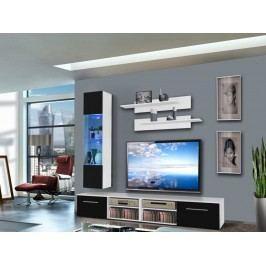 Obývací stěna - ASM - Invento - 25 WS IN F1 (s osvětlením)