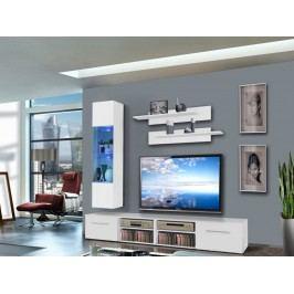 Obývací stěna - ASM - Invento - 25 WW IN F1 (s osvětlením)