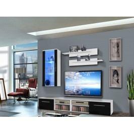 Obývací stěna - ASM - Invento - 25 WS IN G1 (s osvětlením)