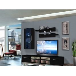 Obývací stěna - ASM - Invento - 25 ZZ IN G1 (s osvětlením)