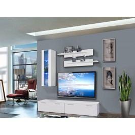 Obývací stěna - ASM - Ledge - 25 WW LE B1 (s osvětlením)