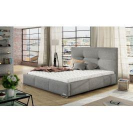 Manželská postel 160 cm