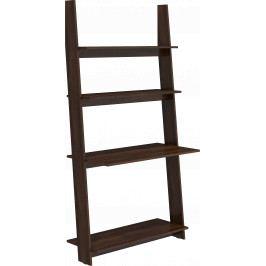 PC stolek Rack (dub sonoma tmavá)