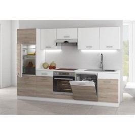 Kuchyň Lampur 280 cm