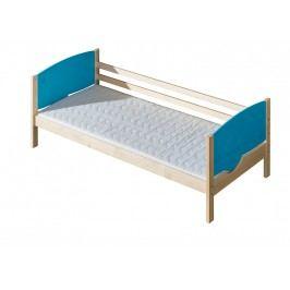 Jednolůžková postel 80 cm Tini (s roštem)