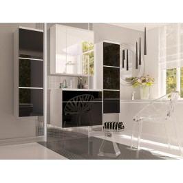Koupelna Pirton (lesk černý)
