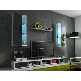 Obývací stěna Elmo (s osvětlením)