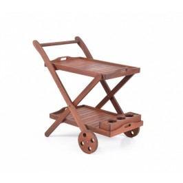 Zahradní servírovací stolek Hecht Serving (meranti)