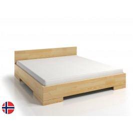 Manželská postel 160 cm Naturlig Stalander Maxi Long (borovice) (s roštem)