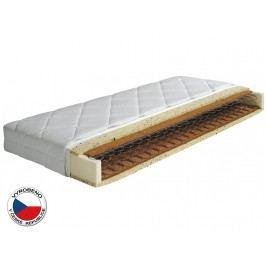 Pružinová matrace - Purtex - Lisa - 195x85 cm (T3)