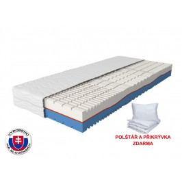 Pěnová matrace - Styler - Excelent - 200x90 cm (T3/T4) *polštář+prikrývka ZDARMA