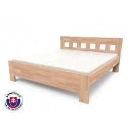 Manželská postel 140 cm - Styler - Jana Senior
