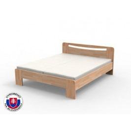 Manželská postel 200x200 cm - Styler - Sofia (masiv)