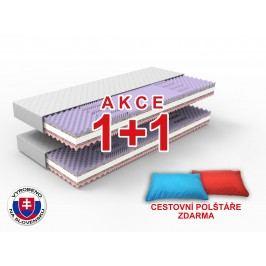 Pěnová matrace - Styler - Gina - 200x90 cm (T3/T4) *AKCE 1+1