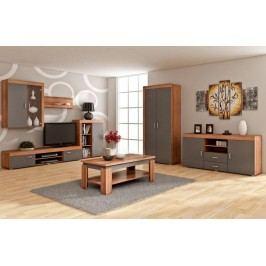 Obývací stěna - WIP - Mamba 2