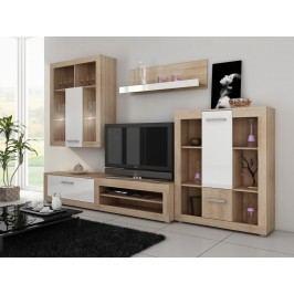 Obývací stěna - WIP - Viki 8