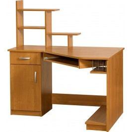 Rohový PC stolek - WIP - Carmen Max (L)