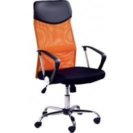 Kancelářské křeslo - Famm - Vire oranžová