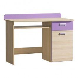 PC stolek - Ego - L10 fialová