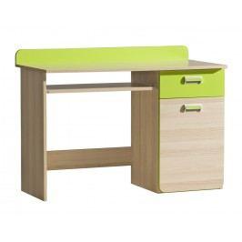 PC stolek - Ego - L10 zelená