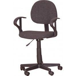 Kancelářská židle - TC3-227 černá