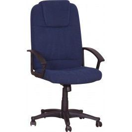 Kancelářské křeslo - TC3-7741 modrá