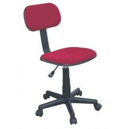 Dětská židle - TC3-802P červená