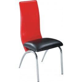 Jídelní židle - Double červená