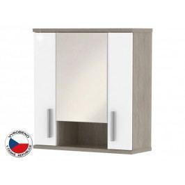 Koupelnová skříňka na stěnu - Lessy - Li01