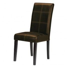 Jídelní židle - Rory New tmavohnědá