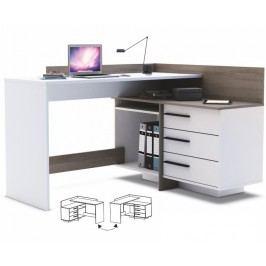 Rohový PC stolek - Tale 484879