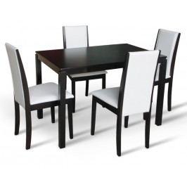 Jídelní set - Venis 1+4 (pro 4 osoby)