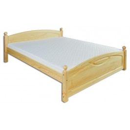 Jednolůžková postel 120 cm - Drewmax - LK 103 (masiv)