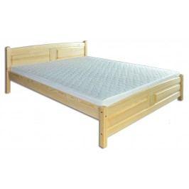Manželská postel 160 cm - Drewmax - LK 104 (masiv)