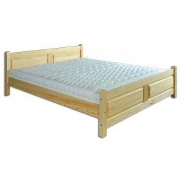 Jednolůžková postel 120 cm - Drewmax - LK 115 (masiv)