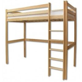 Patrová postel 90 cm - Drewmax - LK 135 (masiv)