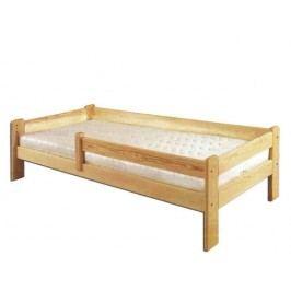 Jednolůžková postel 90 cm - Drewmax - LK 137 (masiv)