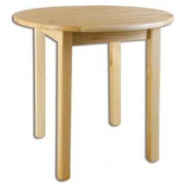Jídelní stůl - Drewmax - ST 105 - (110x110 cm) (pro 4 osoby)