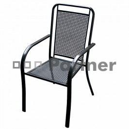 Zahradní židle - Deokork - Savana (kov)