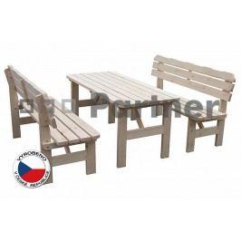 Záhradní nábytek - Deokork - Borovice masiv 1+2 - 02