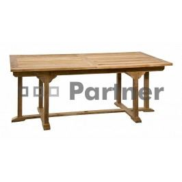 Zahradní stůl - Deokork - Balance 180 (Teak)