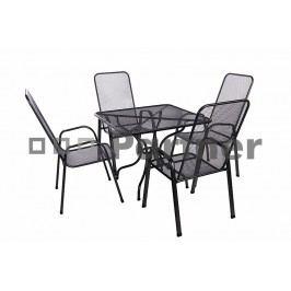 Zahradní nábytek - Deokork - Cascada II 90 cm 1+4 (Kov)